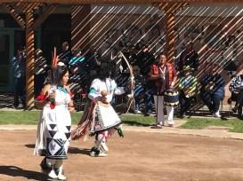 Dancers at a cultural tour