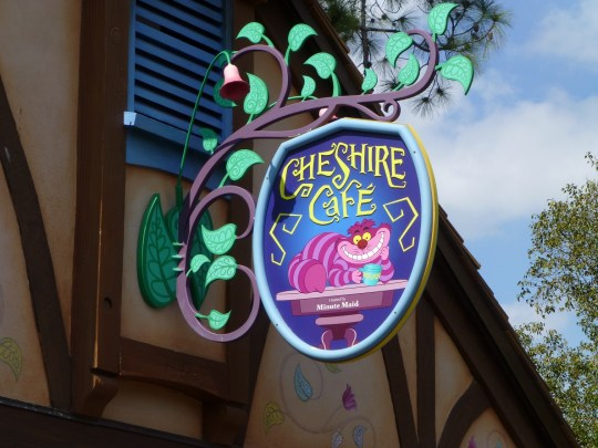 Cheshire Cafe