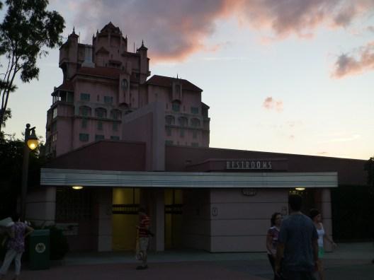 Disney Restroom