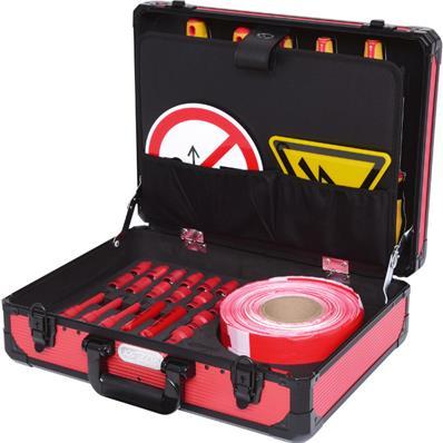 kstools coffret d outils isoles 1000w ref 1171890