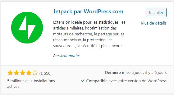 Jetpack Installer