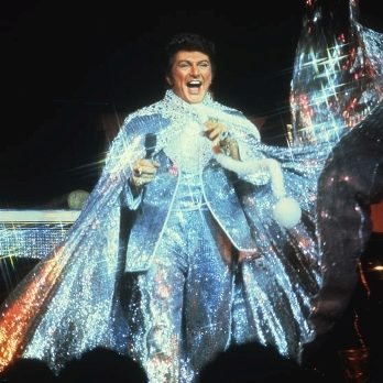 Liberace and his Spectacular Crystal Closet