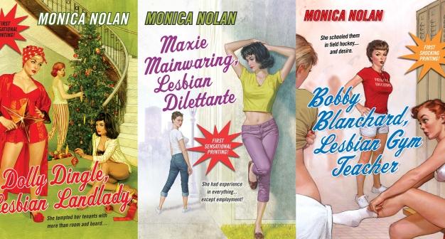 Lesbian Pulp Fiction, 21st Century Style
