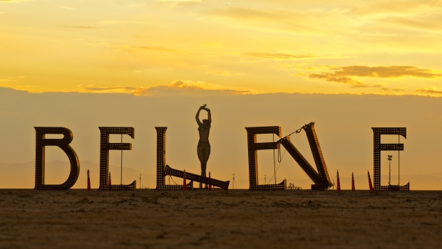 The Art & Queerness of Burning Man