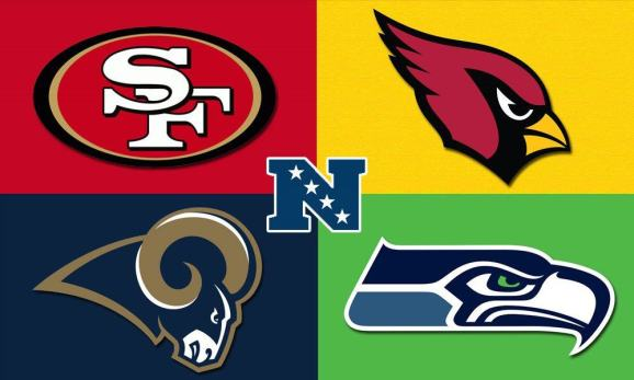 Image result for NFC West