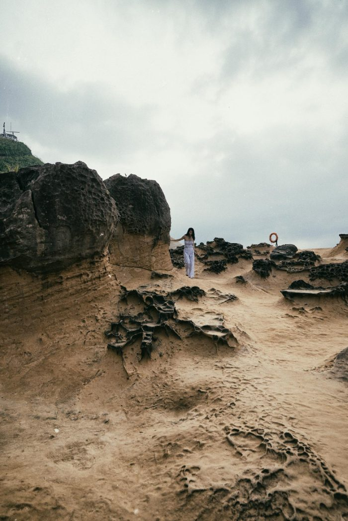 Day Trip To Yeliu GeoPark | Taiwan's Otherworldly Landscape