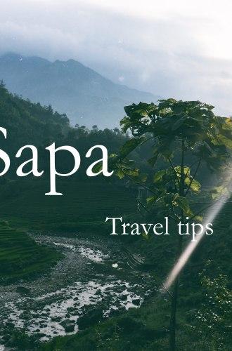 Travel Tips for Trekking in Sapa | Outlanderly