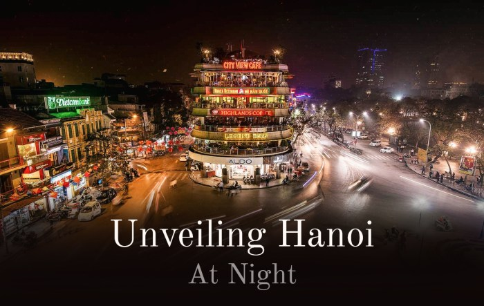 Hanoi at Night | Outlanderly