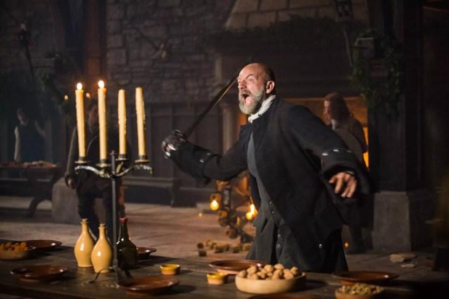 'Outlander' Season 1B, Dougal MacKenzie (Graham McTavish)