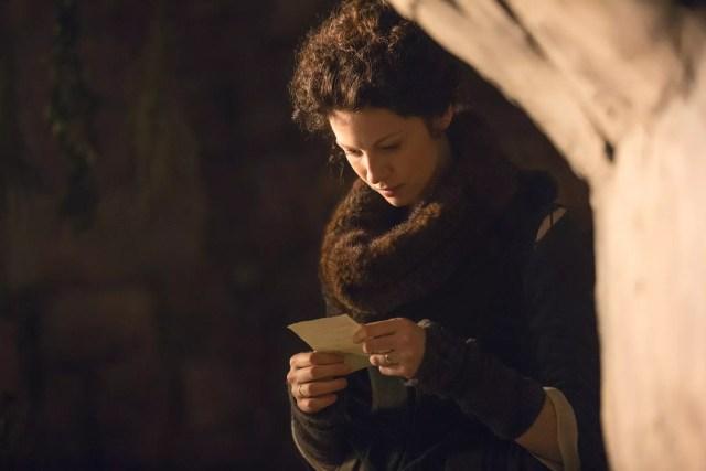 Caitriona Balfe (Claire Randall Fraser)