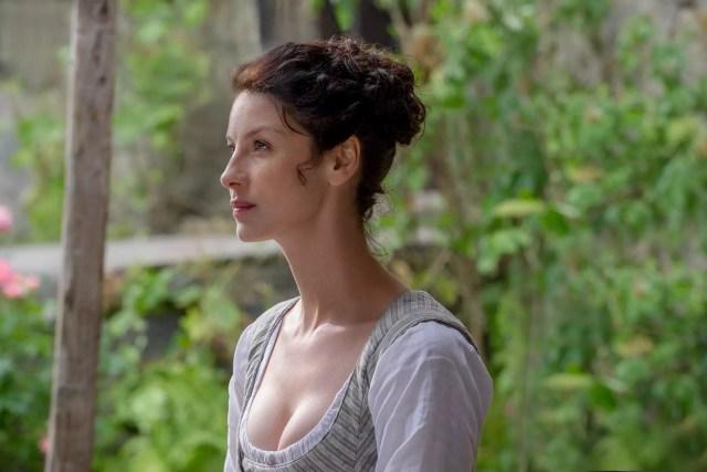 Caitriona Balfe (Claire Fraser)