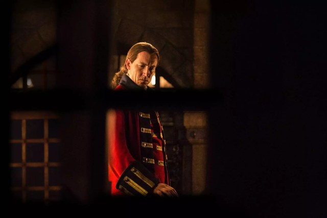 Tobias Menzies (Black Jack Randall)