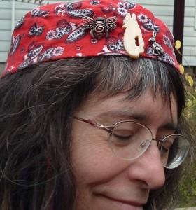 Francesca De Grandis, Oct 2011