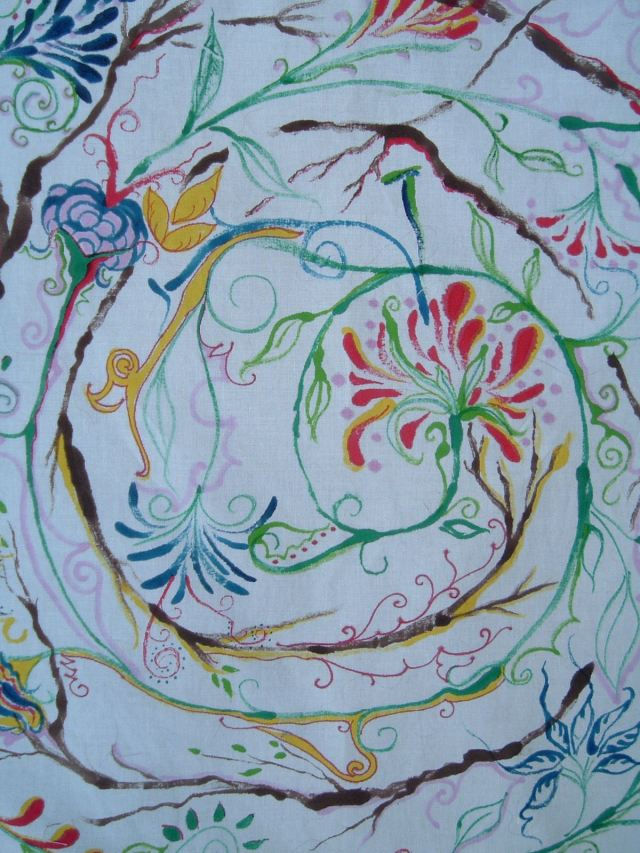 Nature's Wildness Is a Mandala, detail4, Francesca De Grandis
