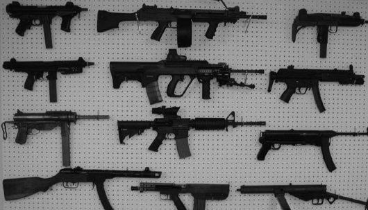 Gun-Wall-NM-office
