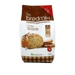 productos lowcarb. Pan de semillas, pan sin hidratos de carbono