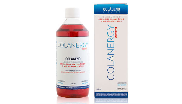 Las 10 Ventajas del Colágeno COLANERGY FORTE