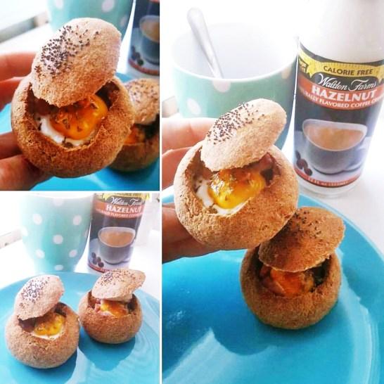 menús bajos en carbohidratos desayuno