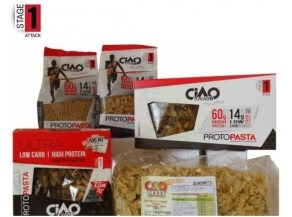 productos lowcarb. Pastas proteicas y bajas en carbohidratos CiaoCarb