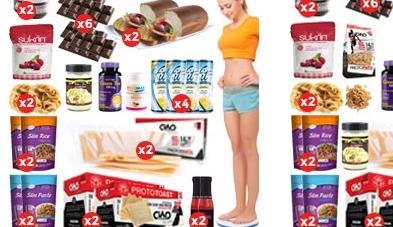 Lista de productos lowcarb