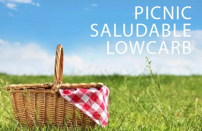 picnic saludable y lowcarb