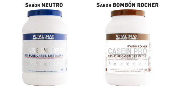 Productos que mejoran la calidad de vida Casein Pro, en Outletsalud