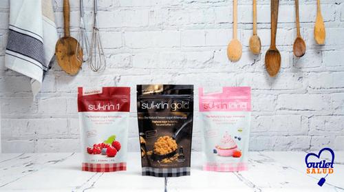 Sukrin: el sustituto ideal del azúcar