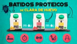 Batidos Proteicos de Clara de Huevo de PR-OU en Outletsalud