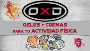 OXD Ayuda a tu Preparación y Recuperación de la Actividad Física