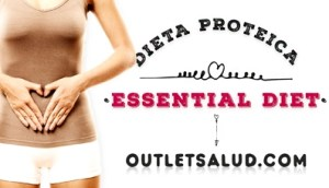Essential Diet o Dieta Proteica con Outletsalud