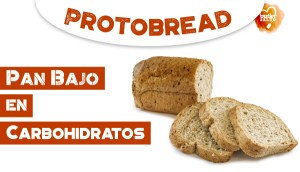 Pan Bajo en Carbohidratos Protobread Ciaocarb