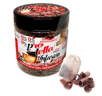 Infusión cien por cien Cacao Protella en Outletsalud