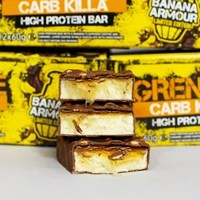 Snack lowcarb Grenade Carb Killa en Outletsalud