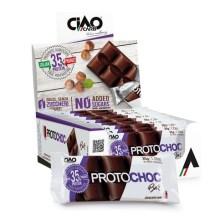 Pack de 15 tabletas de chocolate protochoc Ciaocarb