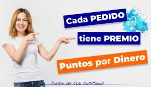 Puntos del Club OutletSalud