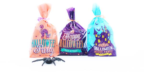 Bolsas de dulces lowcarb y sin azúcar para disfrutar Halloween de forma saludable
