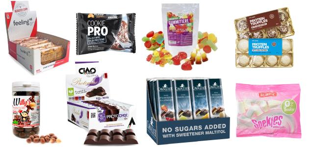 Dulces y snacks sin azúcar para una Navidad Keto con OutletSalud