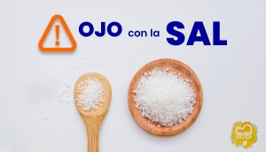10 Consejos sencillos para reducir el consumo de Sal