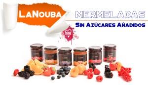 Mermelada sin azúcares añadidos LaNouba en OutletSalud