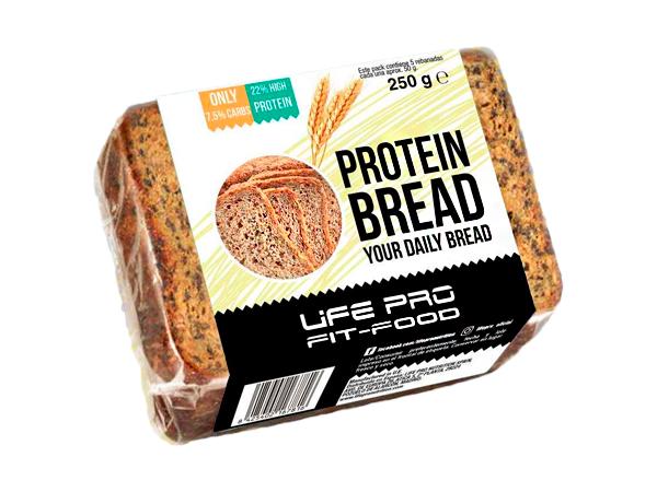 Pan de molde con semillas bajo en carbohidratos Life Pro