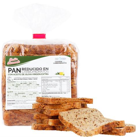 Pan Low-Carb CSC Foods