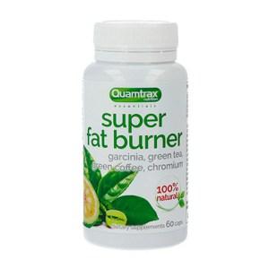 Suplemento Super Fat Burner Essentials Quamtrax