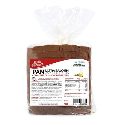 Nuevo Pan Ultra Low Carb CSC Foods
