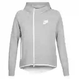 Felpa donna Nike  TECH SPORTSWEA  Grigio Nike 887227987433