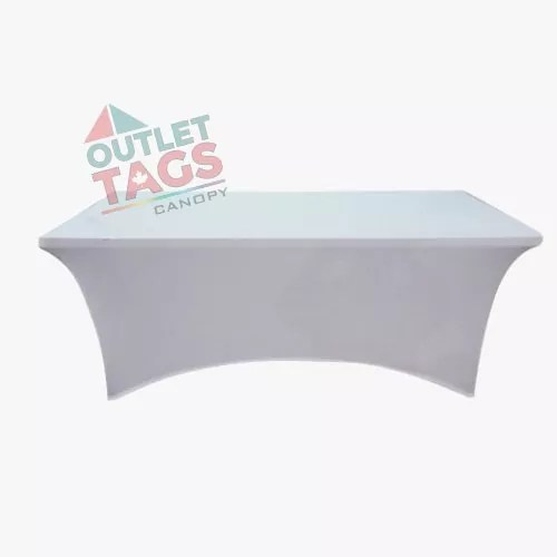 Table Cover – White