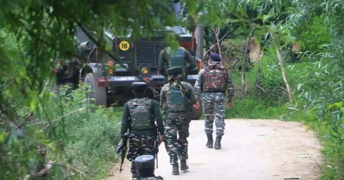 2 terrorists killed in encounter with security forces in Kashmir Sopore