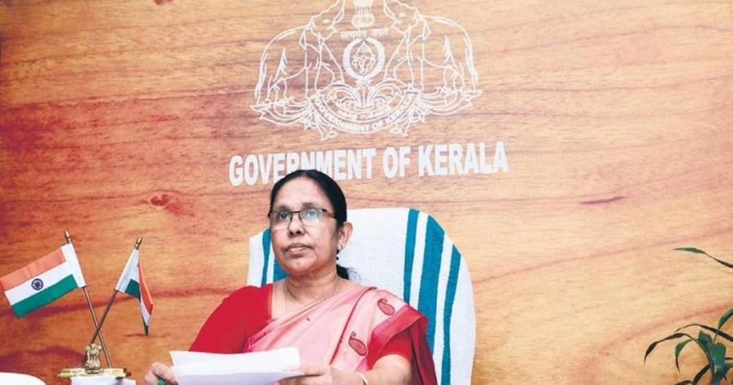 United Nations honours Kerala health minister KK Shailaja for efforts to fight pandemic