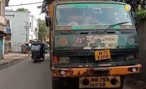 lorry birbhum