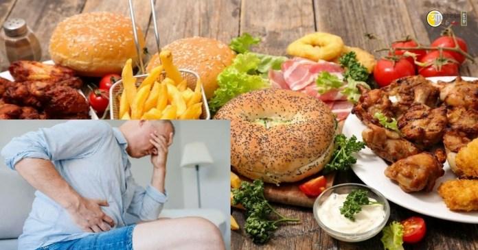 outside food health problem