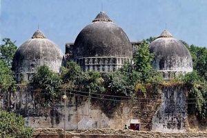babri masjid ajoddha